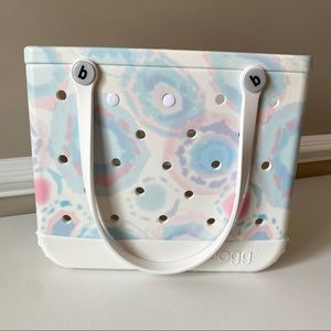 Baby Bogg Baby Limited Edition Tie Dye Tote NWT